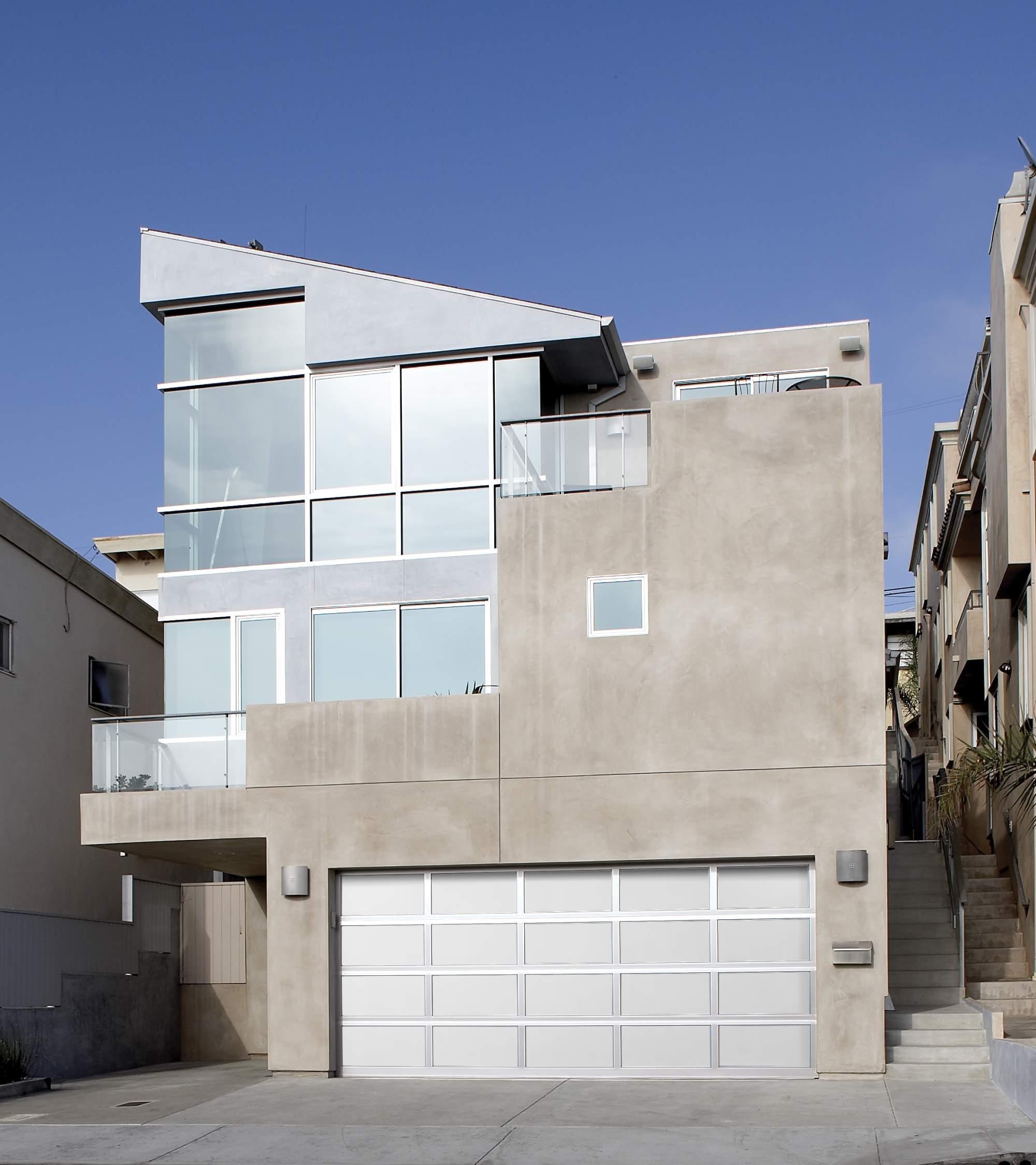 Modern Aluminum Garage Doors Overhead Door Company Of